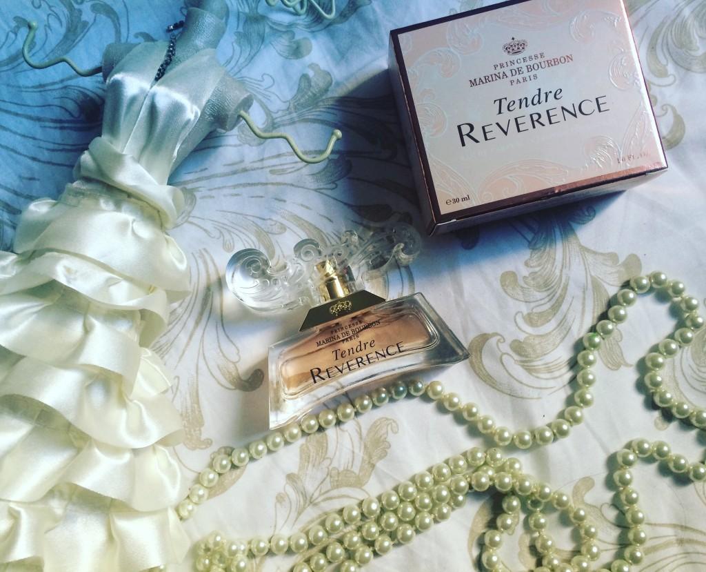 Tendre révérence - parfum floral de Princesse Marina de Bourbon