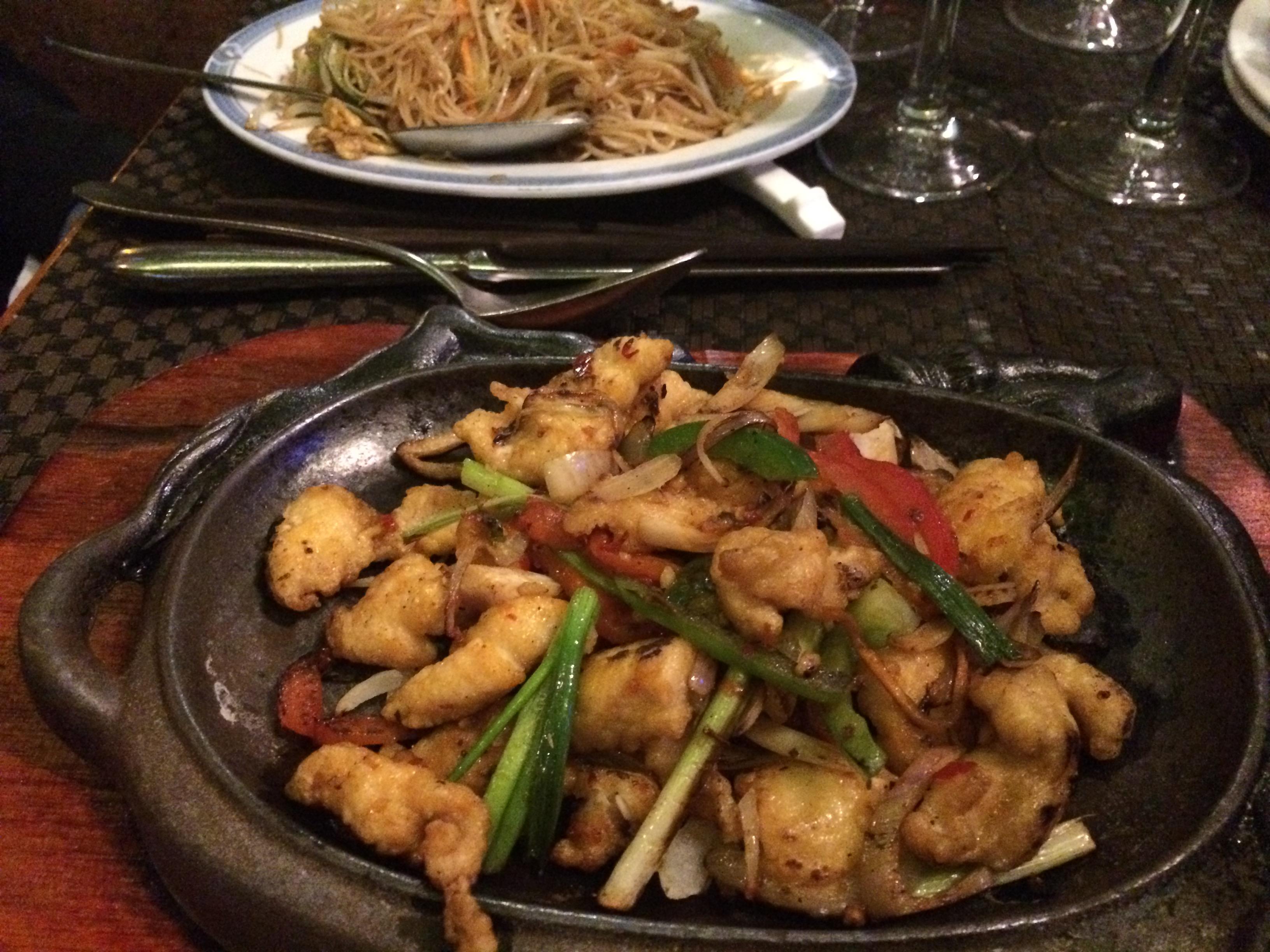 Le lys d 39 or restaurant chinois gastronomique paris frivole for Restaurant chinois