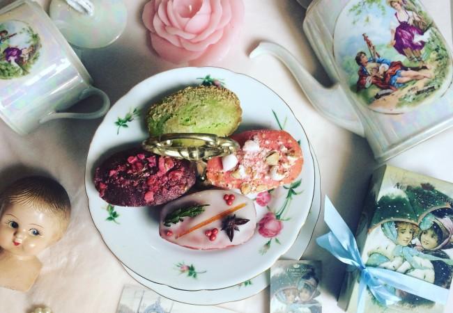 Au fond du jardin – Les Madeleines Haute Couture – cadeau gourmand