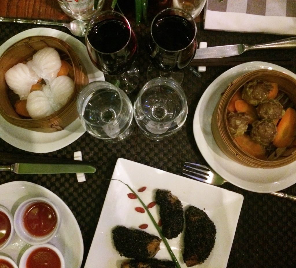 LE LYS DOR - restaurant chinois à Paris