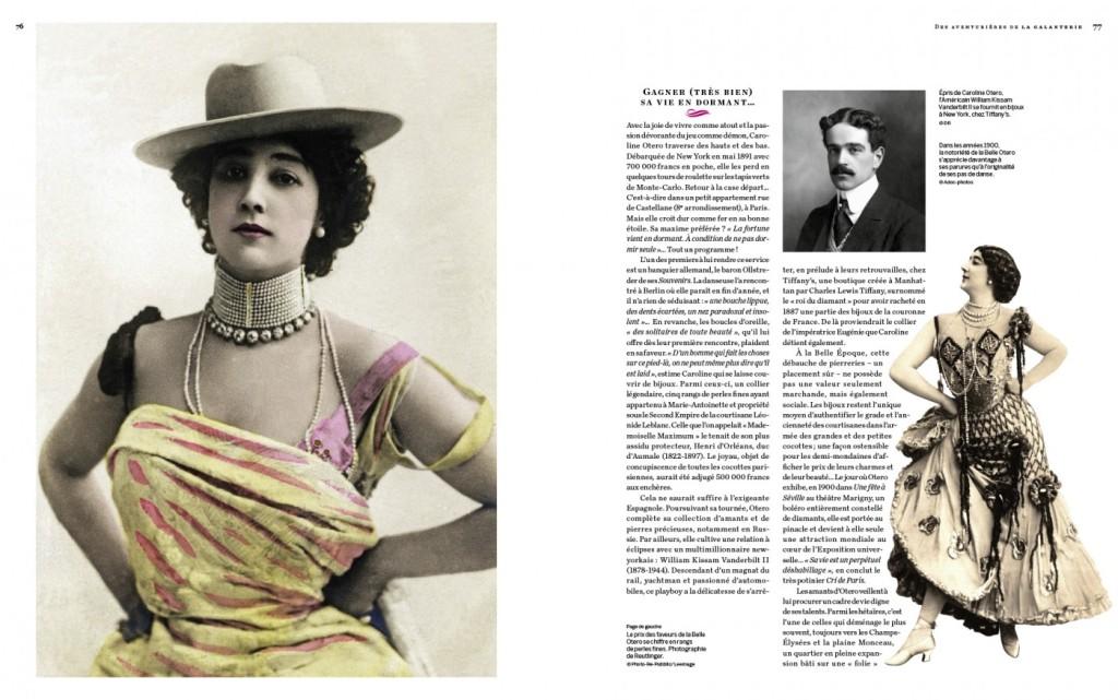 Les Cocottes Reines du Paris 1900 - C. Guigon - éditions Parigramme