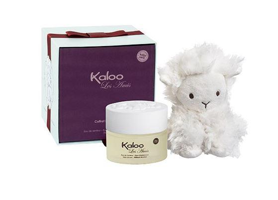 Kaloo – eau de senteur pour bébé – coffret cadeau
