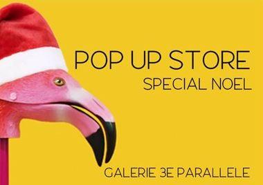 Pop Up Store Spécial Noël – rencontre avec des créateurs talentueux