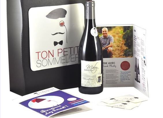 Coffrets de Noël – Ton Petit Sommelier – vins à offrir