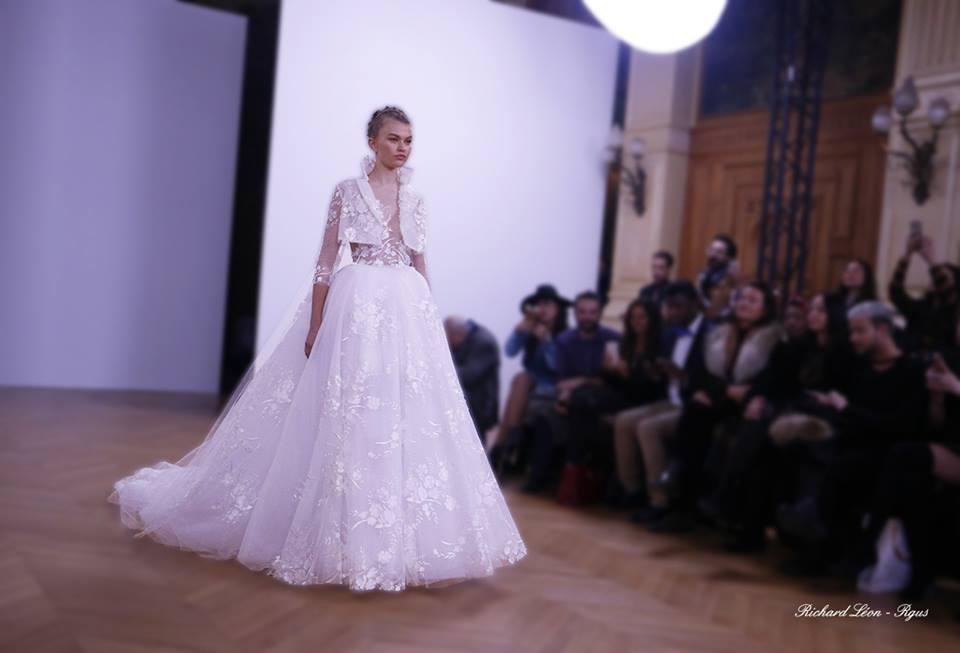 Dany Atrache - Paris Fashion Week - défilé