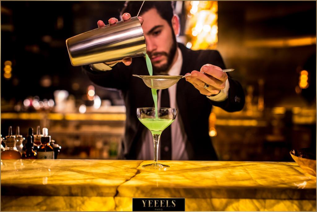 Le YEEELS - cocktails bar Paris