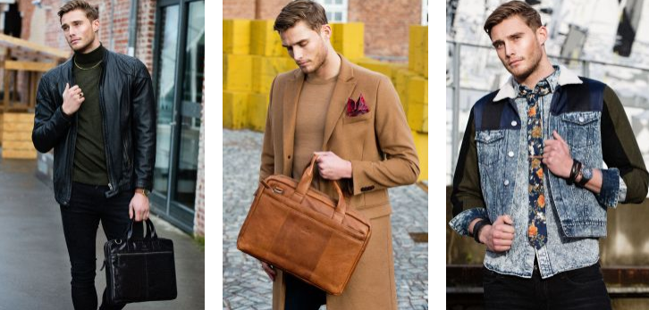 TRENDHIM - accessoires de mode pour hommes
