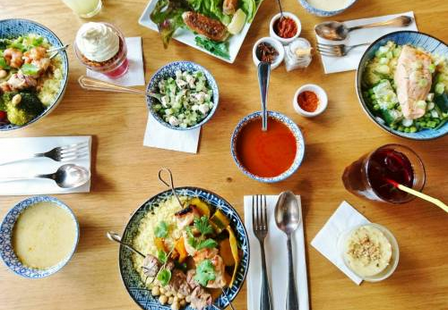 Couscous Deli – des couscous du monde avec ou sans gluten