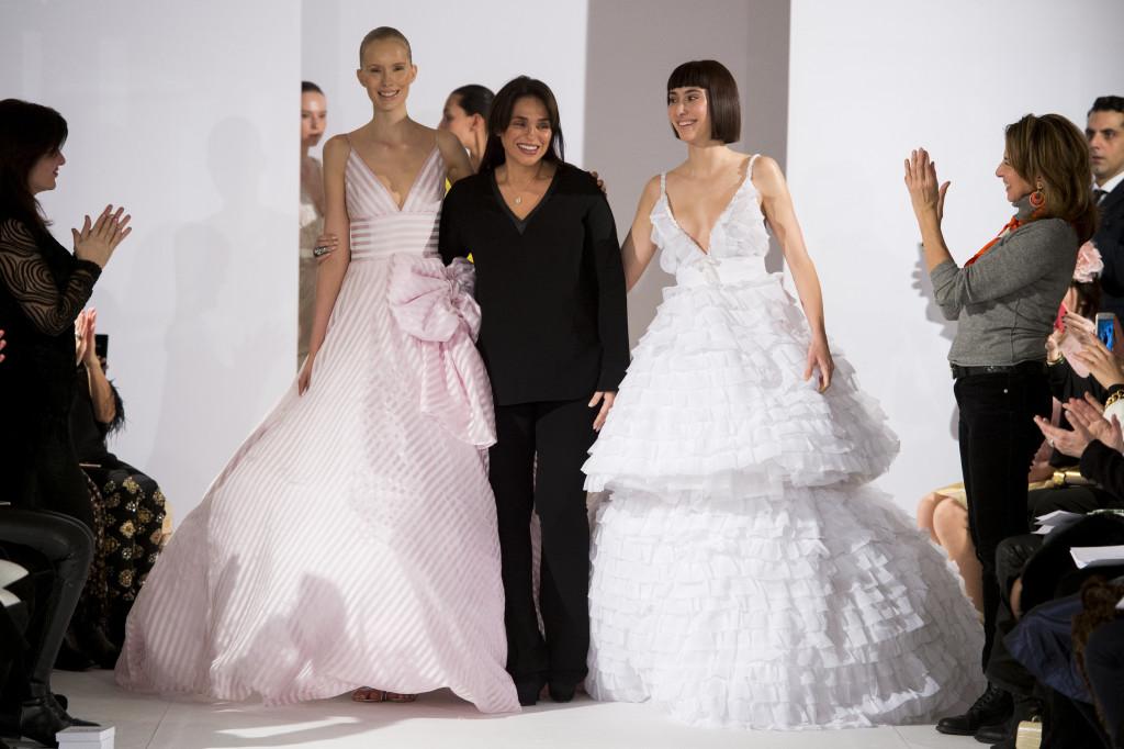 Celia Kritharioti - défilé - Paris Fashion Week 2017