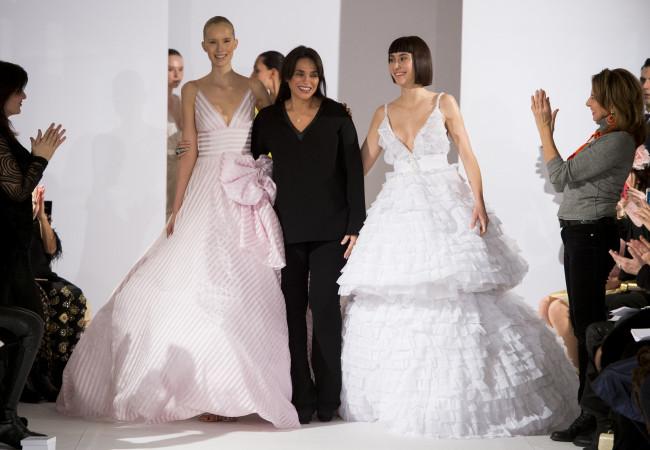 Paris Fashion Week Printemps Été 2017 – Celia Kritharioti