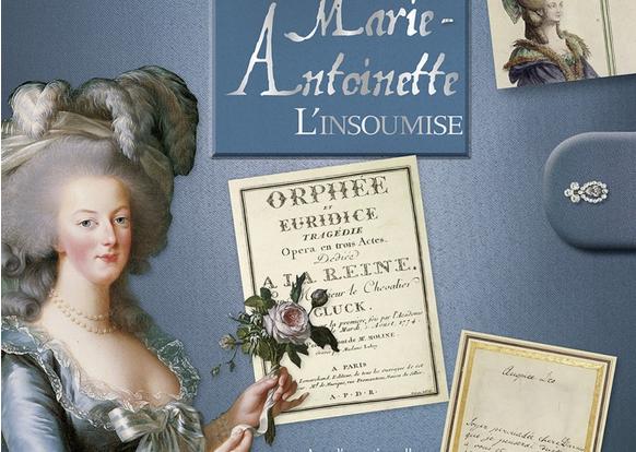 Marie Antoinette l'insoumise – éditions Larousse