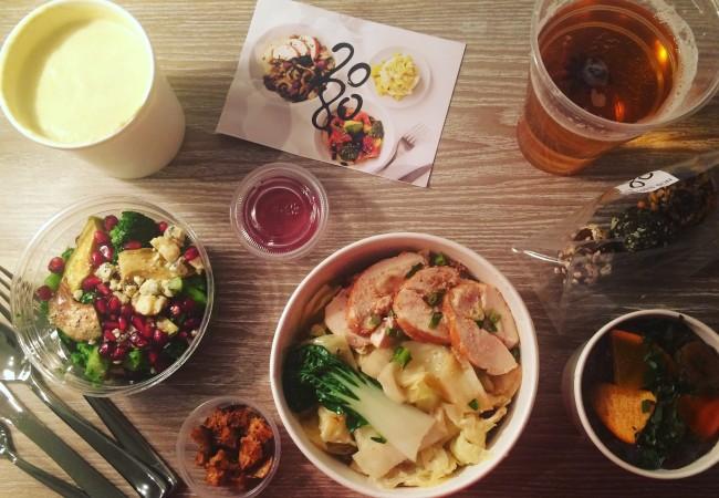 Livraison de délicieux repas fléxitariens – green et healthy – 20-80
