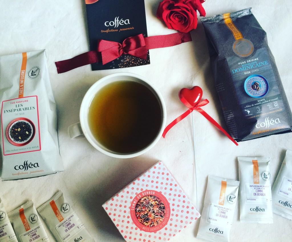 Coffea - thé et café - saint valentin