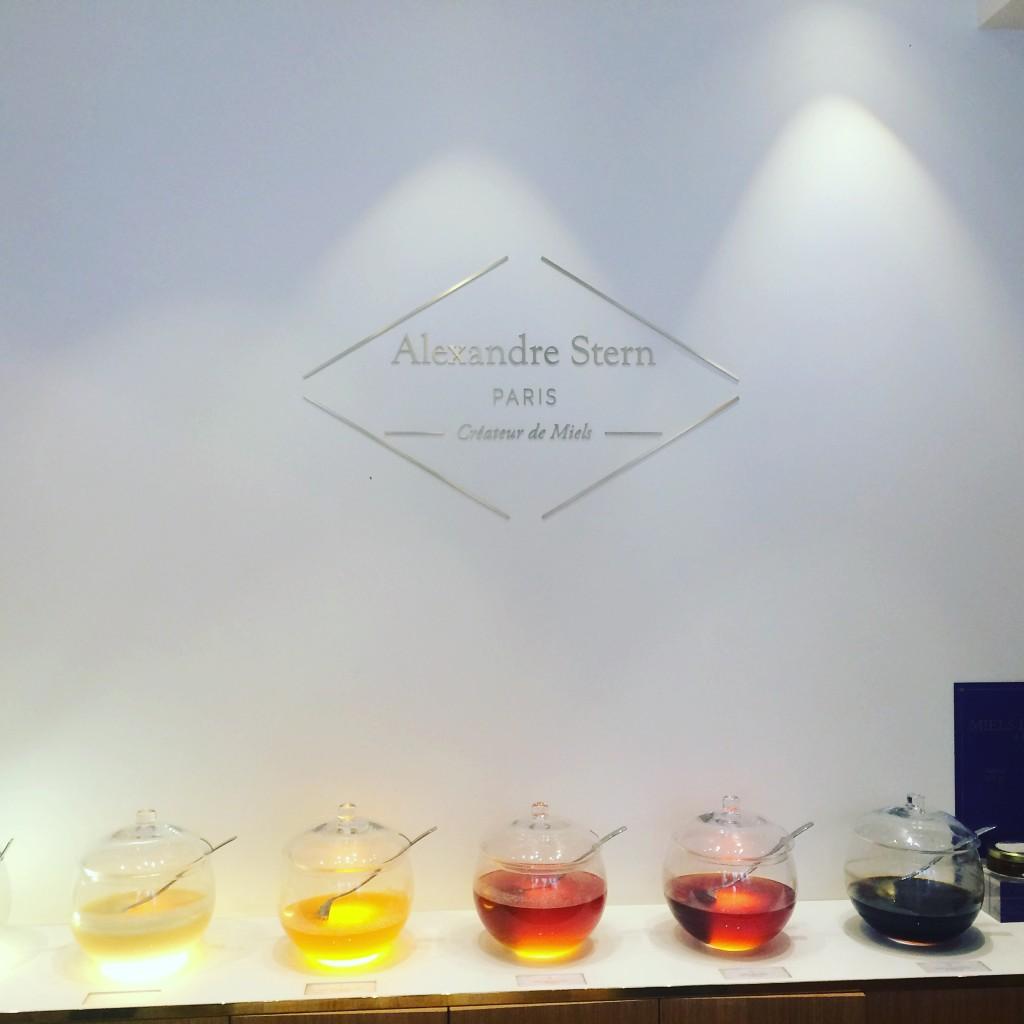 Alexandre Stern - créateur de miel