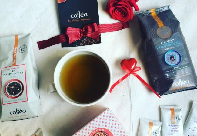 """Thés et infusions parfumés """"comme un bonbon"""" et café gourmand – Cofféa"""