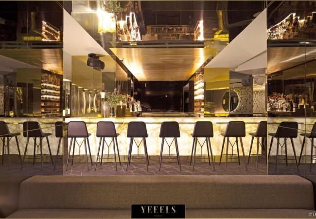 Le Yeeels – l'adresse branchée des Parisiens chics – bar à cocktails