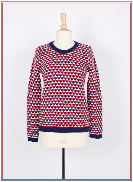 pull Inès de la Fressange - sweater