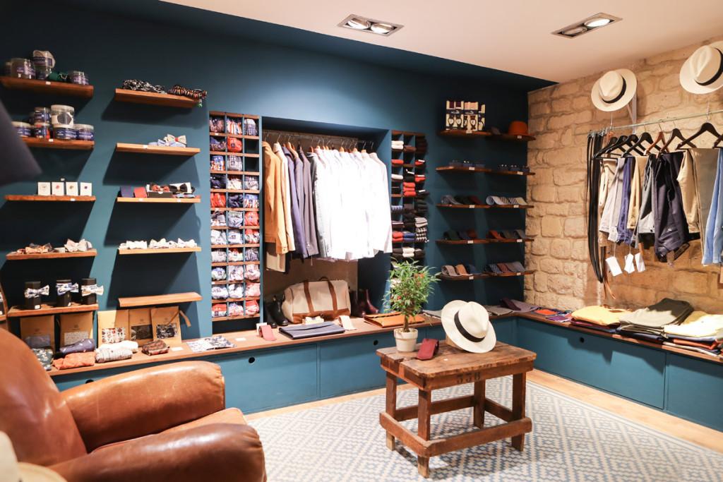La garçonnière - lifestyle store à Paris - gentlemen club