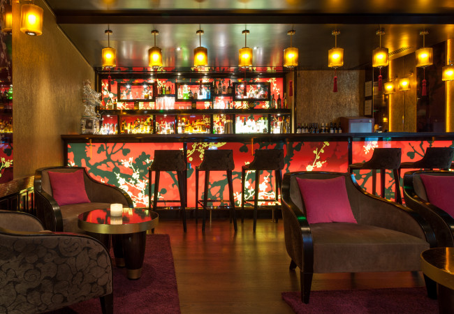 Buddha Bar Hotel Paris – le Tea-time d'hiver
