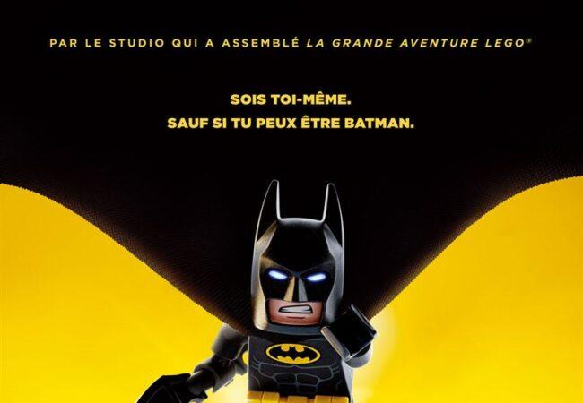 Sortie cinéma – Lego Batman