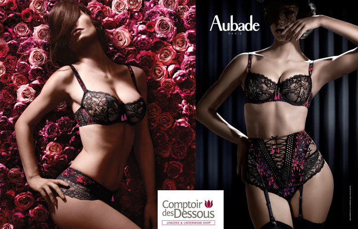 AUBADE - collection capsule christian lacroix