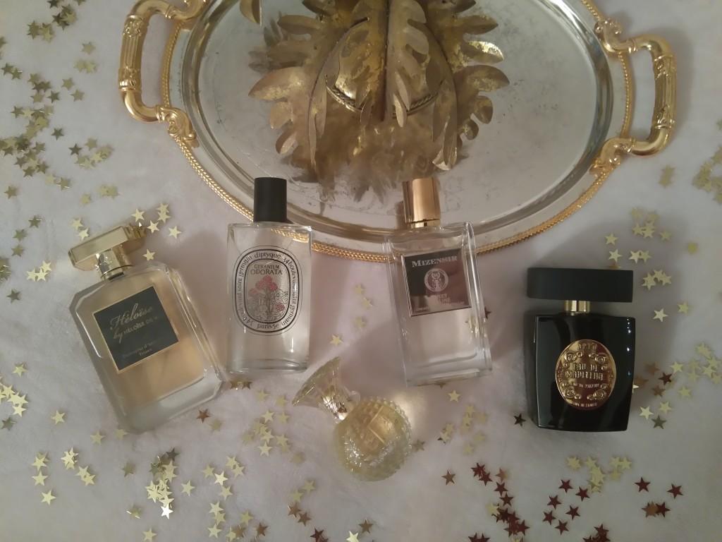 sélection parfums