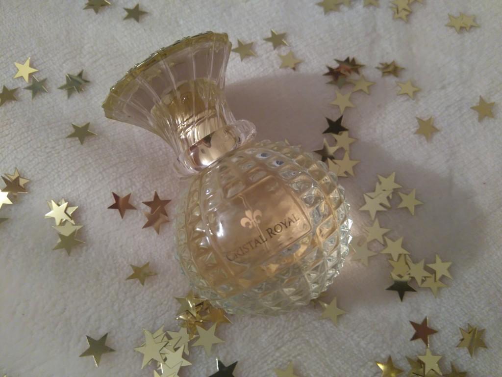 PRINCESSE MARINA DE BOURBON - cristal royal