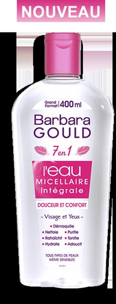 eau micellaire intégrale - Barbara Gould