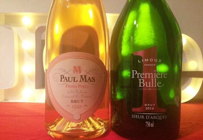 Sélection de vins pétillants pour la Saint Valentin