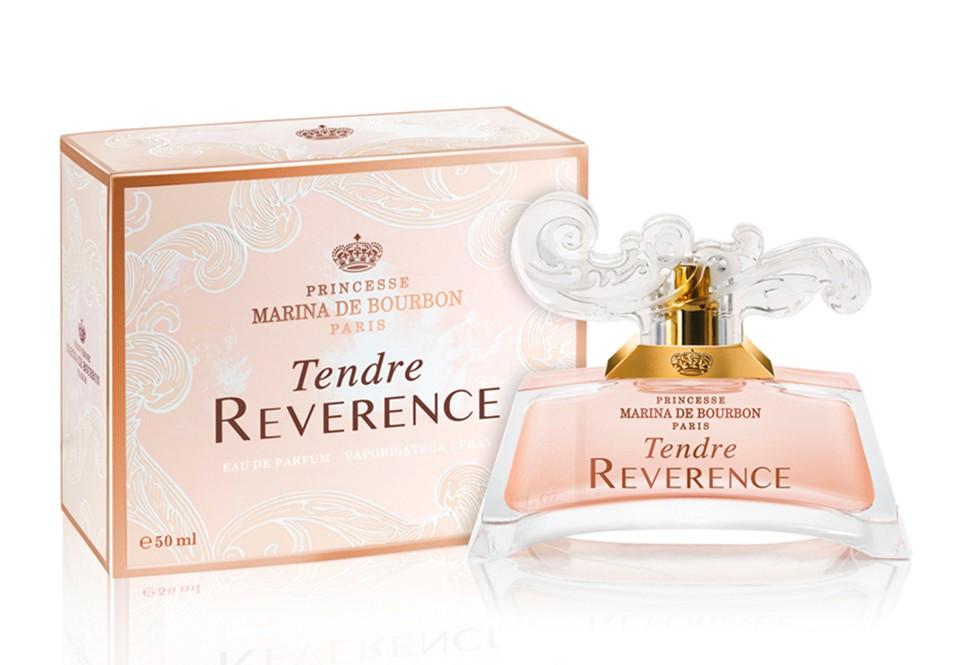 Tendre Révérence - parfum Princesse Marina de Bourbon