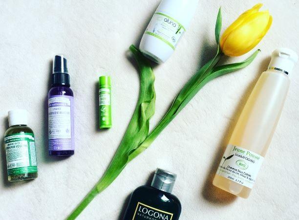 Best of Beauté Bio – shampoings et produits du quotidien