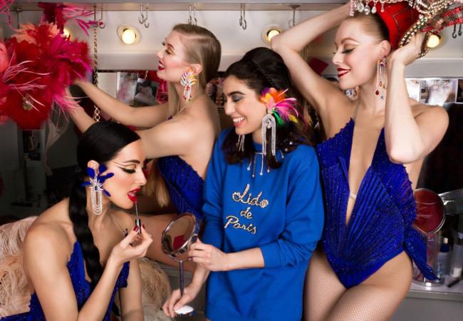 Le Lido de Paris – Paris Merveilles – collection capsule de bijoux – Shourouk