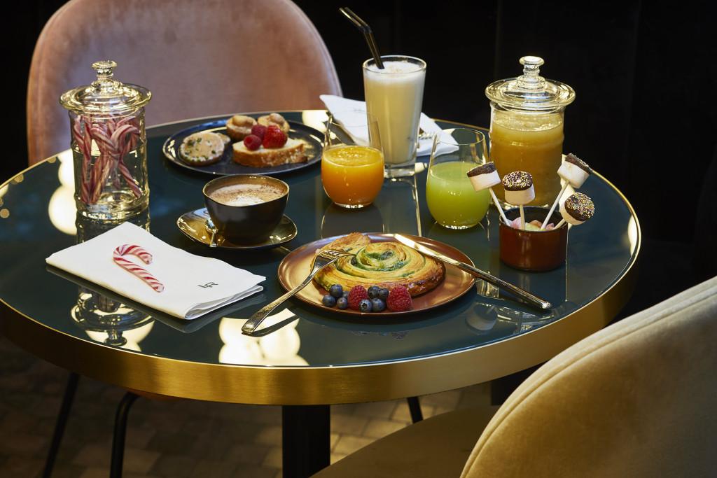 tea time hôtel saint roch