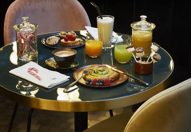 Le Roch Hôtel & Spa lance sa formule goûter