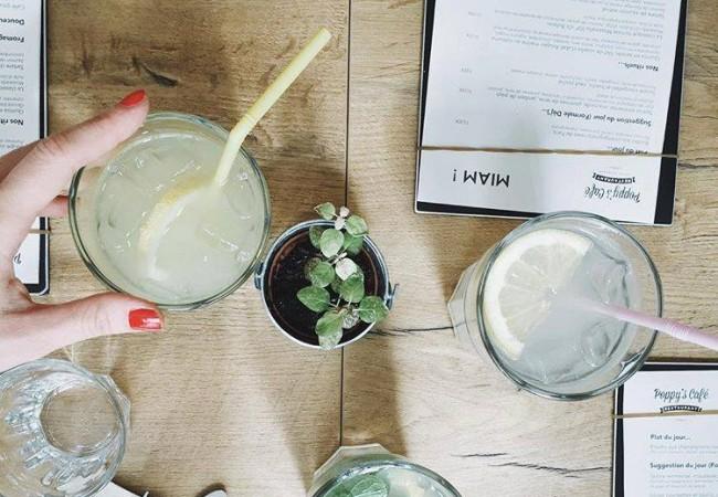 Le Poppy's Café – Restaurant Sain & Gourmand – 100% fait maison