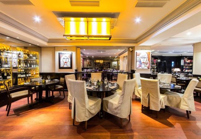 La Villa Corse – gastronomie et oenologie dans un cadre cosy