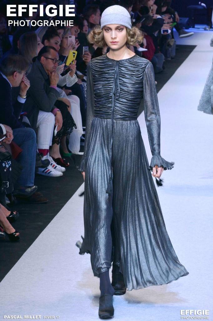 Pascal Millet - défilé - paris fashion week