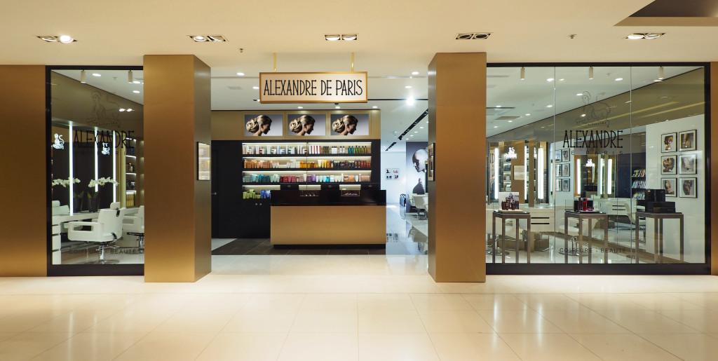 Alexandre de Paris - Galeries Lafayette Haussmann
