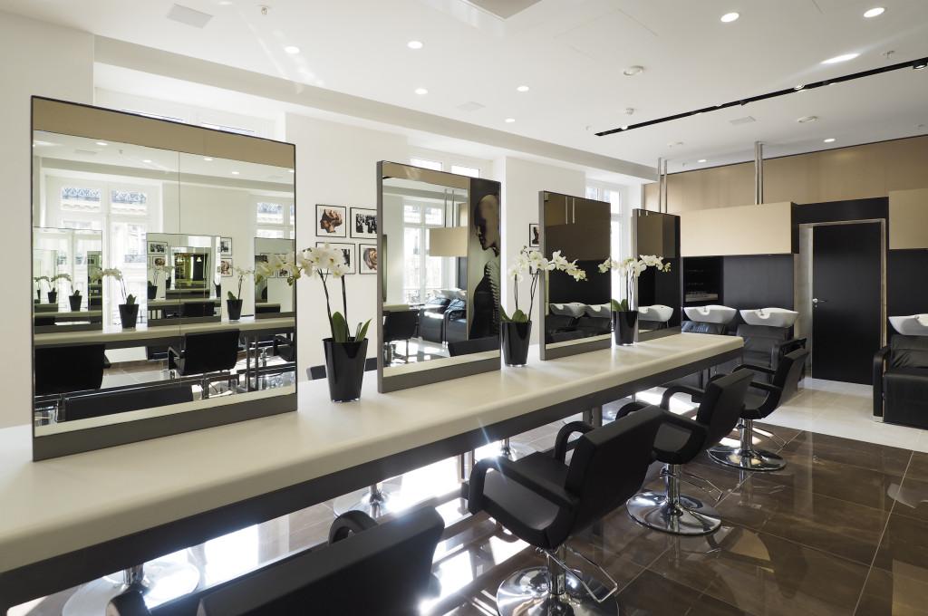 Salon de coiffure Alexandre de Paris