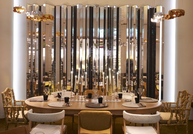 L'offre brunch & cinéma de l'hôtel Marignan Champs-Elysées