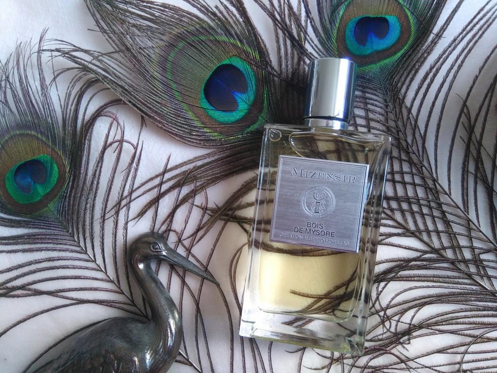 les parfums Mizensir - Paris Frivole