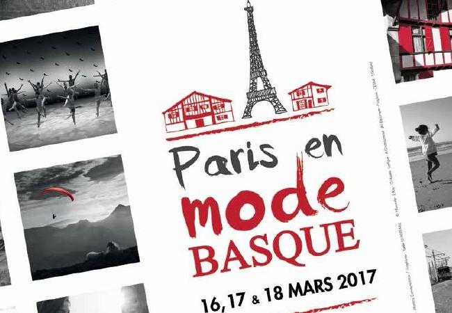 Paris en mode Basque – Trois jours festifs – Mairie du 13ème