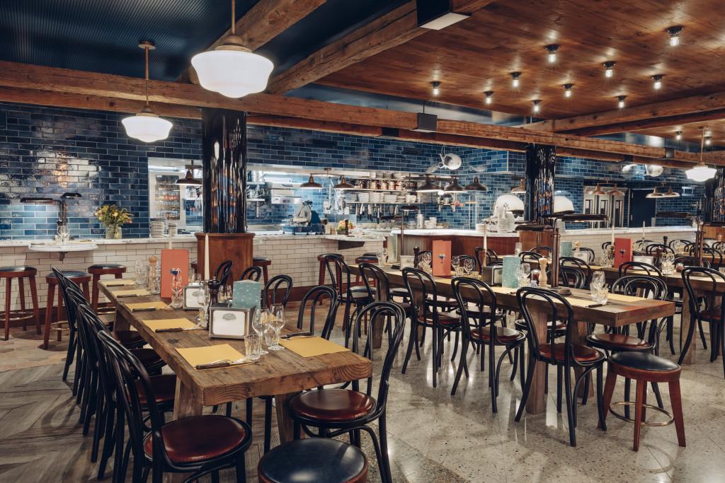 Pizzeria Popolare - Paris Frivole
