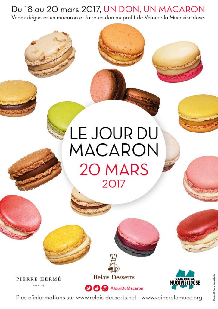 Le Jour du Macaron a été initié il y a 12 ans par Pierre Hermé