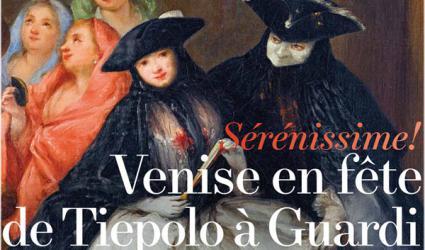 Venise en fête de Tiepolo à Guardi - paris frivole