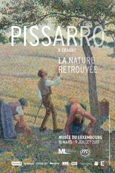 Pissaro au Musée du Luxembourg - Angelina Paris