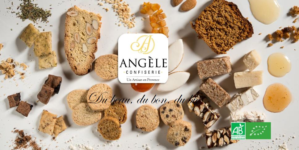 artisan en provence - confiserie angèle