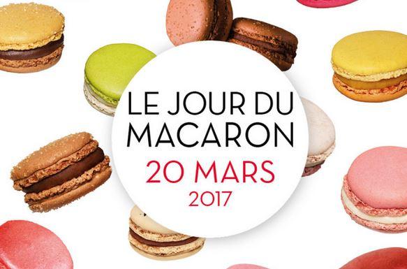 Le Jour du Macaron – Pierre Hermé et Relais Desserts