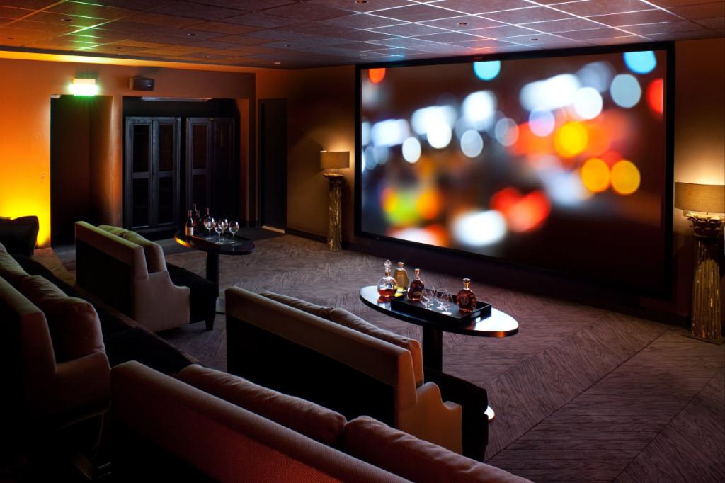 le cinéma de l'hôtel Marignan