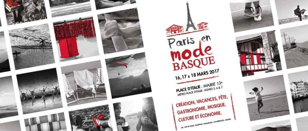 paris en mode basque - place d'italie